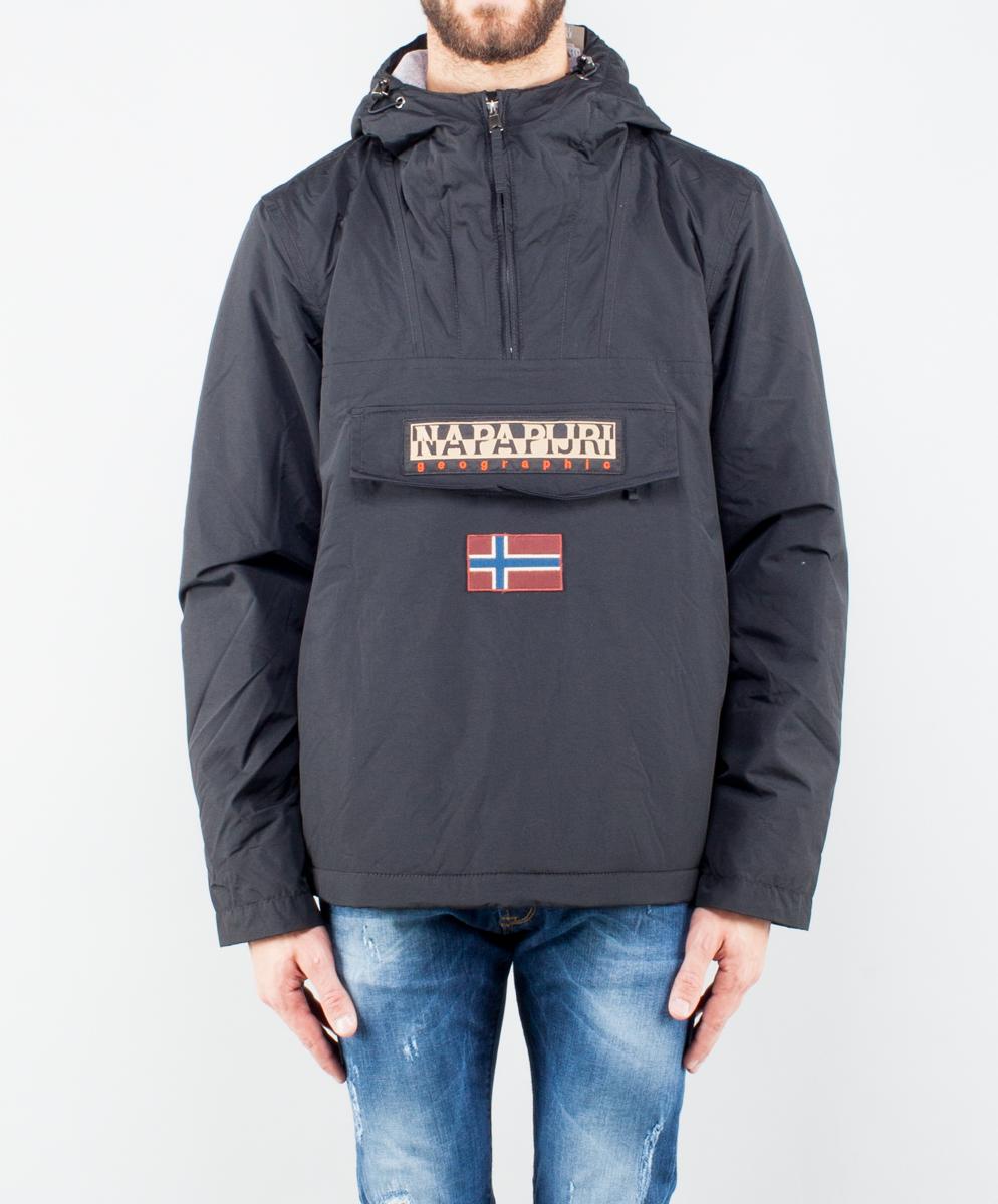 timeless design 10b97 11382 Rainforest jacket: il ritorno dello storico brand Napapijri ...
