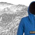 Rainforest jacket: il ritorno dello storico brand Napapijri