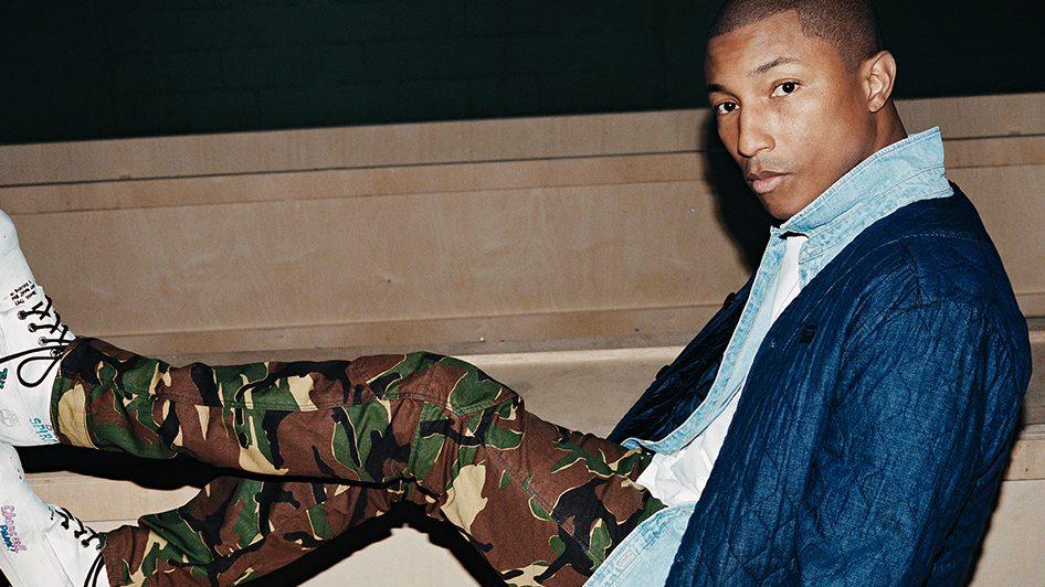 G-Star Raw Elwood X25 & Pharrell Williams