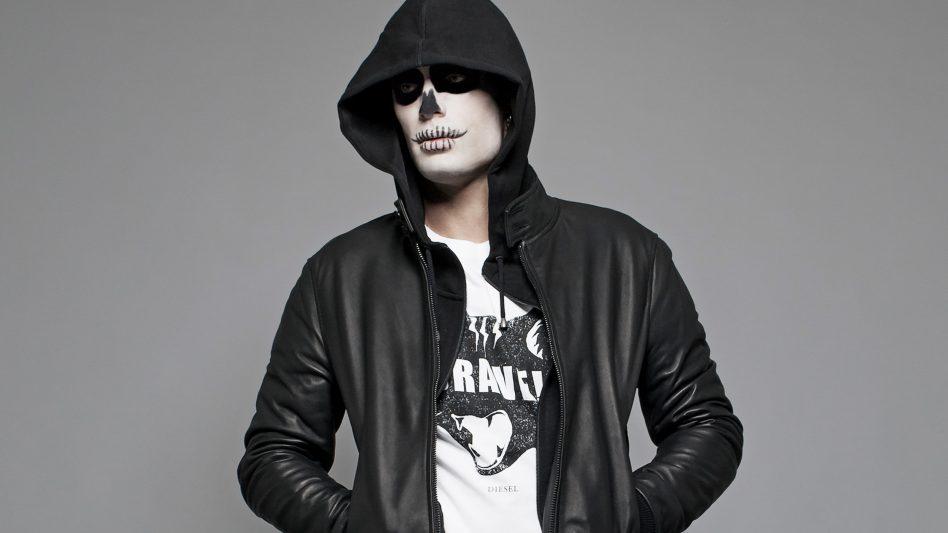 Il look da uomo perfetto per vivere lo spirito di Halloween Nuvolari