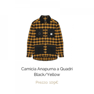 camicia per look hipster