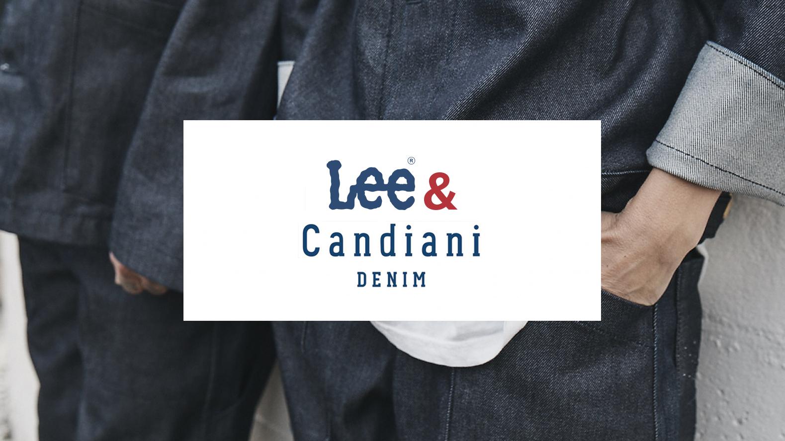 Il Denim Ecosostenibile di Lee e Tela Candiani