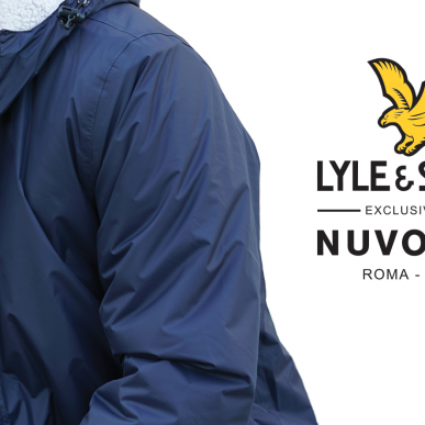 Special Make Up Lyle & Scott x Nuvolari
