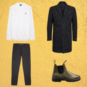 outfit capodanno uomo elegante
