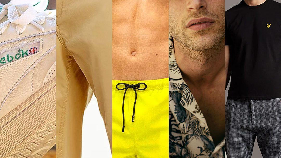 moda estiva uomo 2021